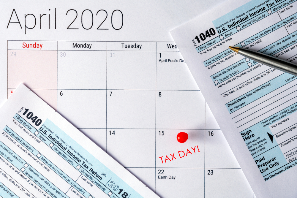 Tax Talk: 8 Changes For Your 2020 Taxes