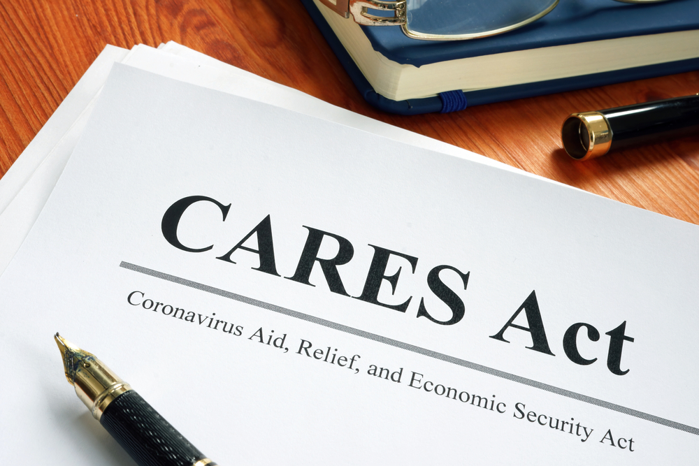 How The CARES Act Impacts Your Taxes
